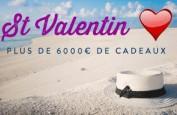 Week-end spécial Saint Valentin sur Monsieur Vegas