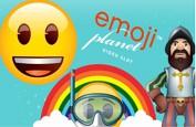 Stakes propose des free spins à gagner sur Emoji Planet