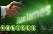 Le casino en ligne Stan James vendu à Unibet pour 19£ millions