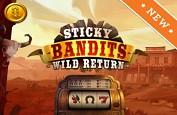 Sticky Bandits: Wild Return, les renégats de Quickspin reviennent en force !