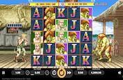Street Fighter 2 en machine à sous : Une parfaite adaptation d'un jeu vidéo mythique !