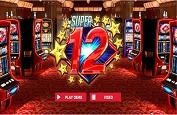 Jusqu'à 500€ de bonus pour découvrir la nouvelle slot Red Rake: Super 12 Stars