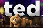 Ted, la machine à sous basée sur le film délirant de 2012