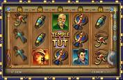 Temple of Tut, la nouvelle slot Microgaming en partance pour l'Egypte Antique