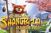 The Legend of Shangri-La Cluster Pays, nouvelle création Netent