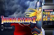 Thunderstruck 2 est la première machine à sous jouable sur montre connectée