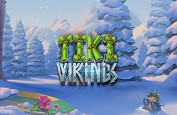 Tiki Vikings, une attaque d'un peuple atypique vers des terres enneigées