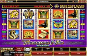 Treasure Nile libère son jackpot de 153.707$