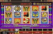 Le jackpot de Treasure Nile tombe pour 171.762$