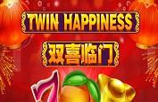 Twin Happiness, nouvelle slot Netent avec ses rouleaux jumeaux