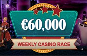 Casino Race et free spins gratuits sur VideoSlots