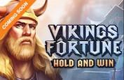 Vikings Fortune, la nouvelle machine à sous Playson sortie un peu en avance