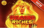 Volcano Riches, nouvelle machine à sous Quickspin disponible sur les casinos Yoyo et Casinia