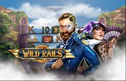 Wild Rails, la nouvelle machine à sous Play'n GO pleine de wilds