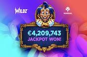Empire Fortune frappe fort avec un jackpot de 4,2€ millions pour un joueur PC