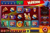 Nouvelle machine à sous de Williams Interactive: Yahtzee