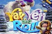 Yak Yeti and Roll, la machine à sous Betsoft de Noël enfin disponible