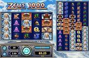 WMS passe sa machine à sous Zeus 1000 du live à internet